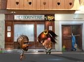 La rue du bonheur Dessins & Arts divers