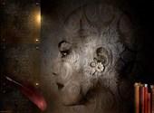 La femme tatouée Dessins & Arts divers