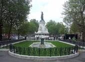 Paris - Place de République Photos