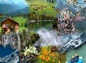 Alpes composées Photos