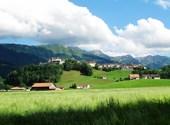 Gruyères en suisse Photos