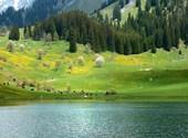 Lac des confins Photos