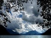 Lac d' annecy en haute-savoie Photos