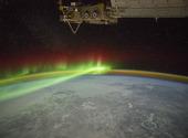 Le Canada Vu de l'espace: Aurore Boréale Photos