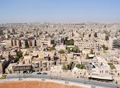 Alep, vue de la ville Photos