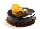 Gâteau au chocolat-Orange Photos
