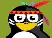 Pingouin Indien Dessins & Arts divers