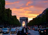 Paris by night Photos