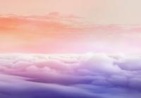 Galaxy Note 8 - Fond d'écran nuage