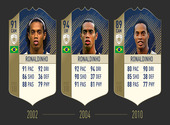 FUT 18 - Ronaldinho Dessins & Arts divers