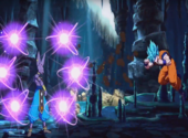 Dragon Ball Fighterz - Beerus vs Goku Dessins & Arts divers