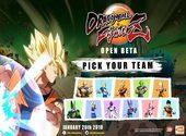 Dragon Ball Fighterz - Bêta ouverte Dessins & Arts divers