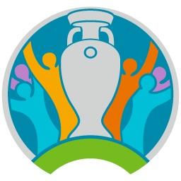 Logo Euro 2020 Icônes
