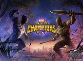 Black Panther VS Killmonger - Marvel Contest Of Champions