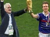 Didier Deschamps remporte deux fois la Coupe du Monde