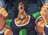 Dragon Ball Super Broly fou de rage