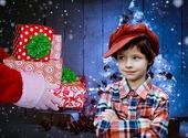 Cadeau enfant Noël