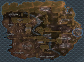 Apex Legends King's Canyon map