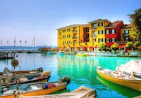 Sirmione Italie