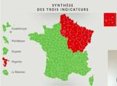 Carte du déconfinement France au 07 mai 2020 Dessins & Arts divers