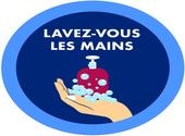 Sticker lavez vous les mains 02