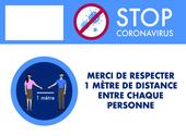 Poster entreprise distance minimum